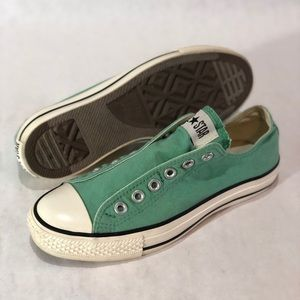 Converse All Star Laceless Slip On Shoes - Unisex
